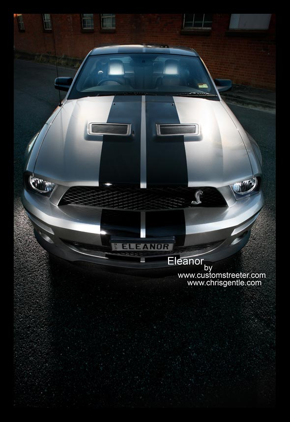 Shelby Gt500 Feature On Www Customstreeter Com