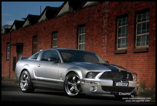Shelby Mustang GT500, supercharged fast ford mustang carol shelby - posters available