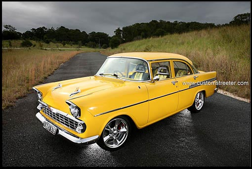 Holden FB - The mini Chevy