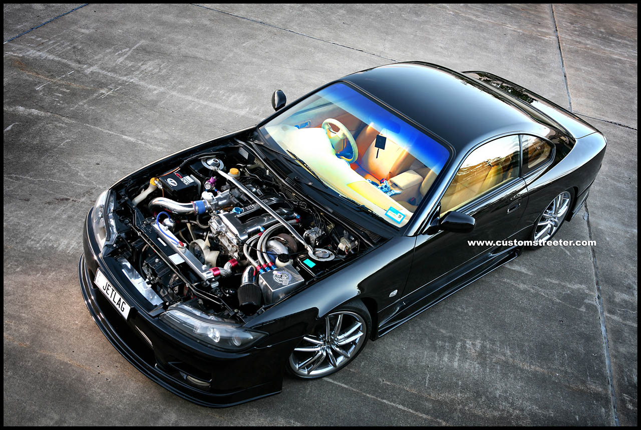 Nissan Silvia S15 On Www Customstreeter Com